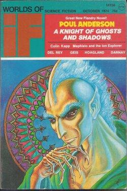 IF Worlds of Science Fiction: October, Oct.: IF (Poul Anderson;