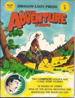 CLASSIC ADVENTURE STRIPS (King of the Royal: Classic Adventure Strips