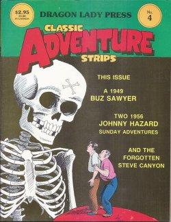 CLASSIC ADVENTURE STRIPS (Buz Sawyer 9/19/49-1/19/50 &: Classic Adventure Strips