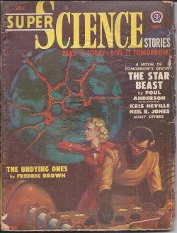 SUPER SCIENCE Stories: September, Sept. 1950: Super Science (Poul