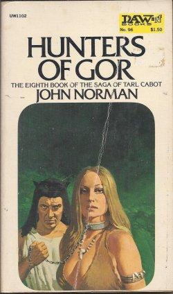 HUNTERS OF GOR (#8): Norman, John