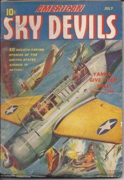 AMERICAN SKY DEVILS: July 1942: American Sky Devils