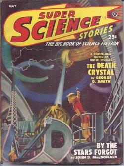 SUPER SCIENCE Stories: May 1950: Super Science (George