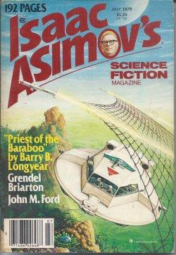 Isaac ASIMOV'S Science Fiction: July 1979: Asimov's (Isaac Asimov;