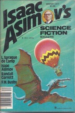ISAAC ASIMOV'S Science Fiction: Winter 1977: Isaac Asimov's (Gary