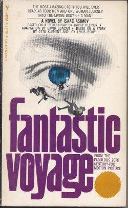 FANTASTIC VOYAGE: Asimov, Isaac