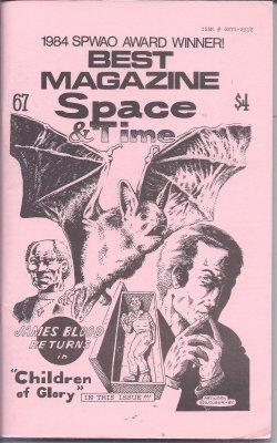 SPACE & TIME #67: Winter 1984-1985: Space & Time
