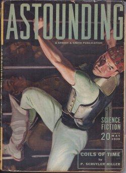 "ASTOUNDING Science Fiction: May 1939 (""One Against the Legion""): Astounding (Jack ..."