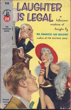 LAUGHTER IS LEGAL: Golden, Dr. Francis