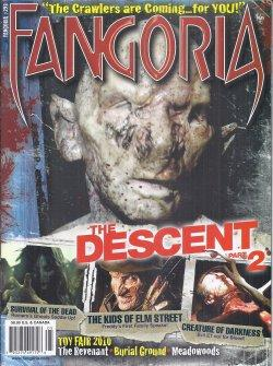FANGORIA #293, May 2010 (The Descent, Part 2; Survival of the Dead; Creasture of Darkness; the Re...
