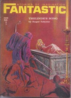 FANTASTIC Stories of the Imagination: June 1965: Fantastic (Thomas N.