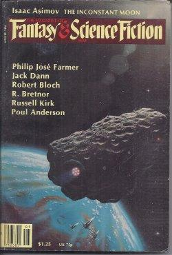 The Magazine of FANTASY AND SCIENCE FICTION: F&SF (Russell Kirk;