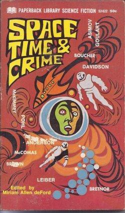 SPACE, TIME & CRIME: deFord, Miriam Allen