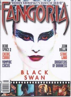 FANGORIA #299, January, Jan. 2011 (Dead Space 2; Cherie Currie; Vampire Circus; Stake Land; Daugh...