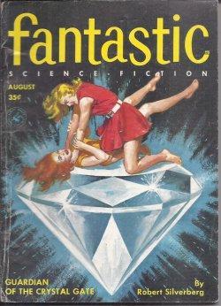 FANTASTIC: August, Aug. 1956: Fantastic (Robert Silverberg;