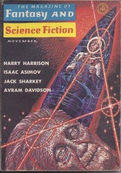 The Magazine of FANTASY AND SCIENCE FICTION: F&SF (Tom Purdom;