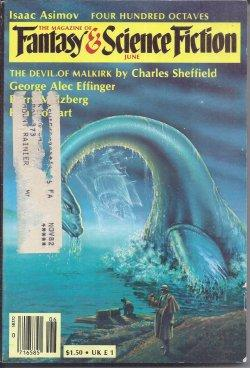 The Magazine of FANTASY AND SCIENCE FICTION: F&SF (Charles Sheffield;