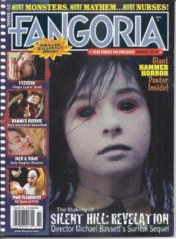 FANGORIA #318, November, Nov. 2012 (Silent Hill; Excision; Hammer Horror; John Waters)