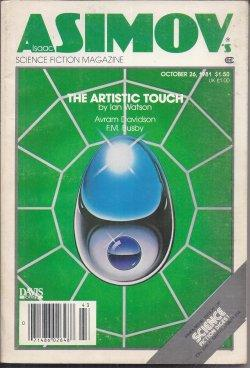 ISAAC ASIMOV'S Science Fiction: October, Oct. 1981: Asimov's (Isaac Asimov;