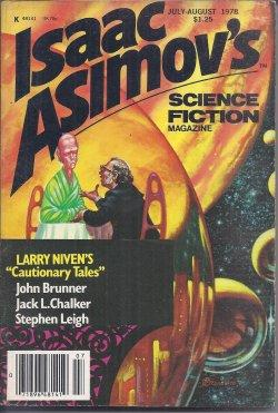 ISAAC ASIMOV'S Science Fiction: July - August,: Asimov's (Larry Niven;