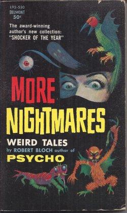 MORE NIGHTMARES (10 Weird Tales from PLEASANT DREAMS and THE OPENER OF THE WAY)