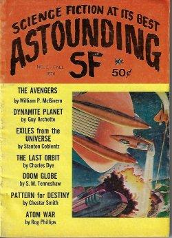 ASTOUNDING SF (Science Fiction): No. 2, Fall: Astounding SF (William