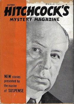 ALFRED HITCHCOCK Mystery Magazine: March, Mar. 1962: Alfred Hitchcock (Kenneth