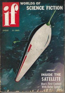IF Worlds of Science Fiction: August, Aug.: If (James M.