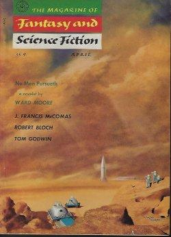 The Magazine of FANTASY AND SCIENCE FICTION: F&SF (Ward Moore;