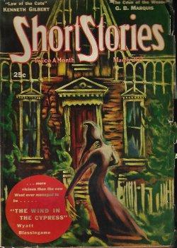 SHORT STORIES: March, Mar. 25, 1947: Short Stories (Wyatt