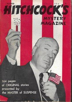ALFRED HITCHCOCK Mystery Magazine: July 1965: Alfred Hitchcock (Richard