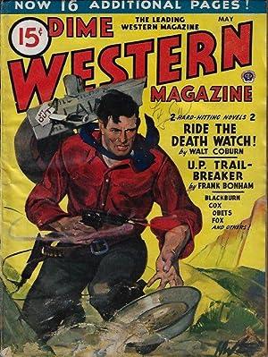 DIME WESTERN Magazine: May 1945: Dime Western (Walt