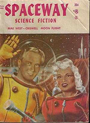 SPACEWAY Stories of the Future: June 1955: Spaceway (Harry Warner,