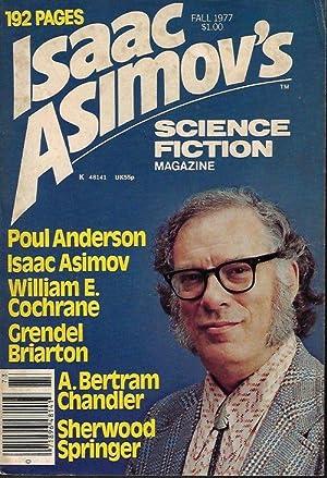 ISAAC ASIMOV'S Science Fiction: Fall 1977: Asimov's (William E.