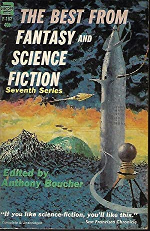 THE BEST FROM FANTASY AND SCIENCE FICTION: Boucher, Anthony (editor)(Idris