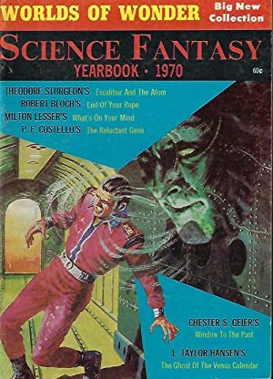 SCIENCE FANTASY YEARBOOK 1970: Science Fantasy Yearbook