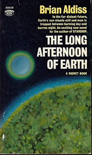 THE LONG AFTERNOON OF EARTH (vt. HOTHOUSE): Aldiss, Brian