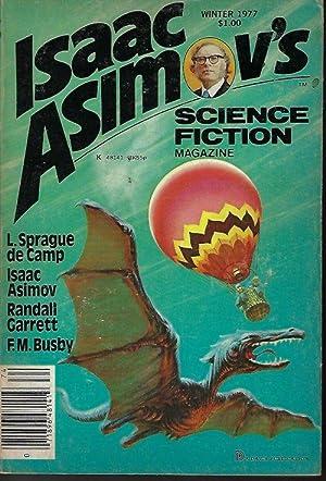 ISAAC ASIMOV'S Science Fiction: Winter 1977: Asimov's (Gary R.