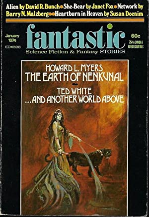 FANTASTIC Stories: January. Jan. 1974: Fantastic (Howard L.