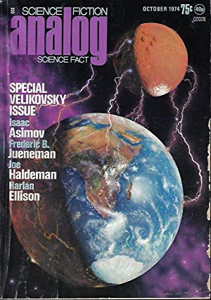 ANALOG Science Fiction/ Science Fact: October, Oct.: Analog (Frederic B.