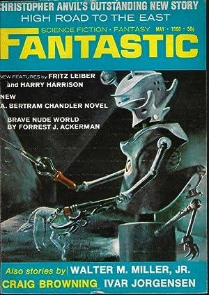 FANTASTIC Stories: May 1968: Fantastic (Christopher Anvil;