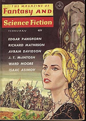 The Magazine of FANTASY AND SCIENCE FICTION: F&SF (J. G.