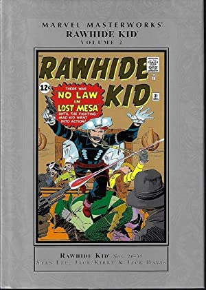 RAWHIDE KID; Marvel Masterworks Volume 2