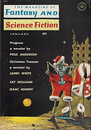 The Magazine of FANTASY AND SCIENCE FICTION: F&SF (James White;
