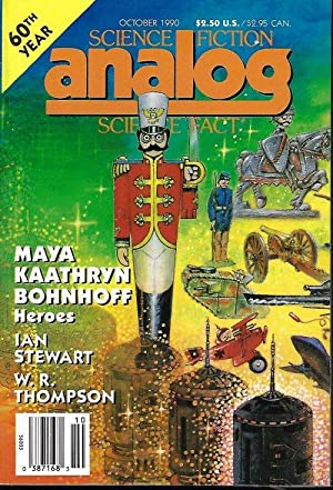 ANALOG Science Fiction/ Science Fact: October, Oct.: Analog (W. R.