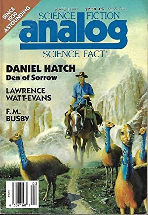 ANALOG Science Fiction/ Science Fact: March, Mar.: Analog (Daniel Hatch;