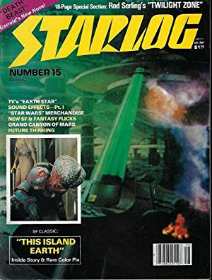 STARLOG: #15; August, Aug. 1978 (Superman; Deathbeast; Star Trek; Thongor; Twilight Zone Episode ...