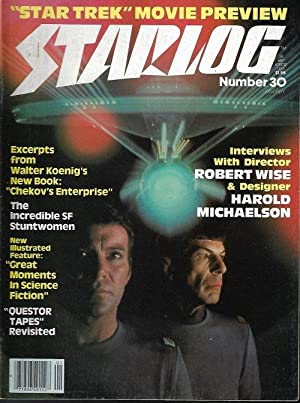 STARLOG: #30; January, Jan. 1980 (Star Trek; The Questor Tapes)