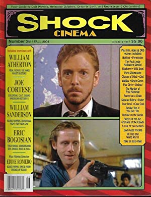SHOCK CINEMA #26, Fall 2004