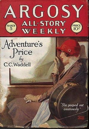 ARGOSY ALL-STORY Weekly: March, Mar. 5, 1927: Argosy (C. C.